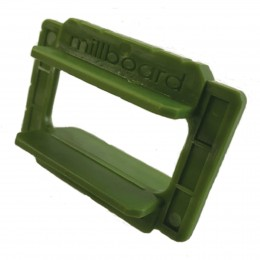 Millboard Multi Spacer Bags of 10 Green 3/4/5/6mm                               FP36P010