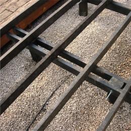 50X50mm Millboard Plaspro Roof Terrace Joist 2.4M