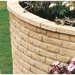 Bradstone Pitched Walling Block
