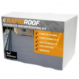 Rapid Roof Waterproof Kit 5m2