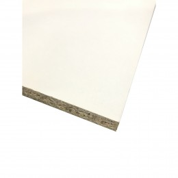 "15mm White Melamine Chipboard 152X2440 6"" FSC(R)"