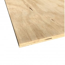 12mm CE2+ Elliotis Pine C+/C 2440X1220 FSC EN636-2 (Structural) Plywood