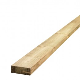 22mm x 75mm Sawn Ungraded Softwood FSC (22x72)