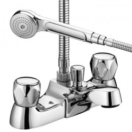Bristan Club Luxury Bath Shower Mixer Vaclbsmcmt
