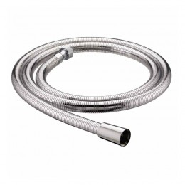 Bristan 1.25M Easy Clean Std Shower Hose Chrome HOS125CNE01C