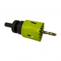 Jigtech 44mm Holesaw - Jt Bag And Arbor Set JTA5011
