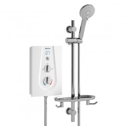 Bristan Joy Thermosafe 8.5Kw Electric Shower JOYT385 W