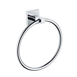 Bristan Square Towel Roll Ring          Sqringc