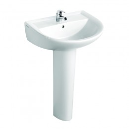 Ideal Standard Sandringham 21 55cm 1TH basin E894901