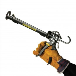 Everbuild Power Pro Heavy Duty Applicator Gun For Cartridges Up To 400 ml SGNEWPOWER
