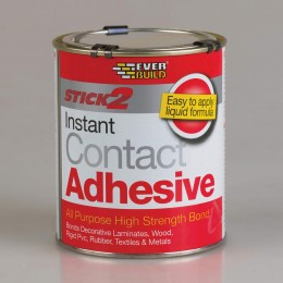 Everbuild Stick 2 Instant Contact Adhesive 750 ml CON750