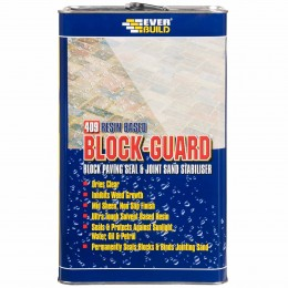 Everbuild 409 Resin Based Block Guard 5 Litre BLOCKGUARD5
