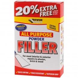 Everbuild All Purpose Powder Filler White 450 g FILL15