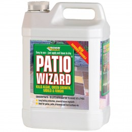 Everbuild Patio Wizard 1 Litre  PATWIZ1