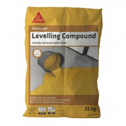 Sika Self Levelling Compound 25Kg.      18Lec25W