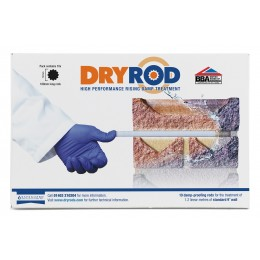 Dryrod Damp Treatment (10 Rods Per Pack)
