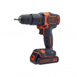 B&D 18V Combi Drill with 120 Piece Accessory Set XMS19BD18VD